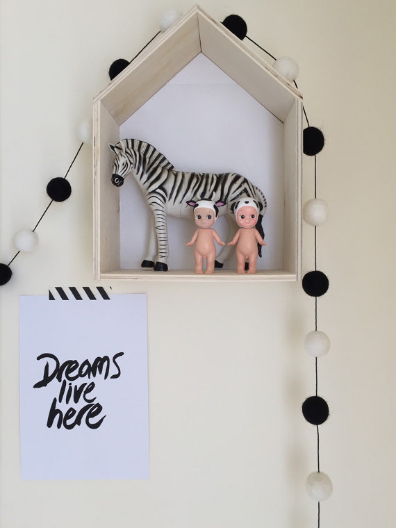 Ideas To Decorate Kid S Rooms With Garlands Petit Amp Small