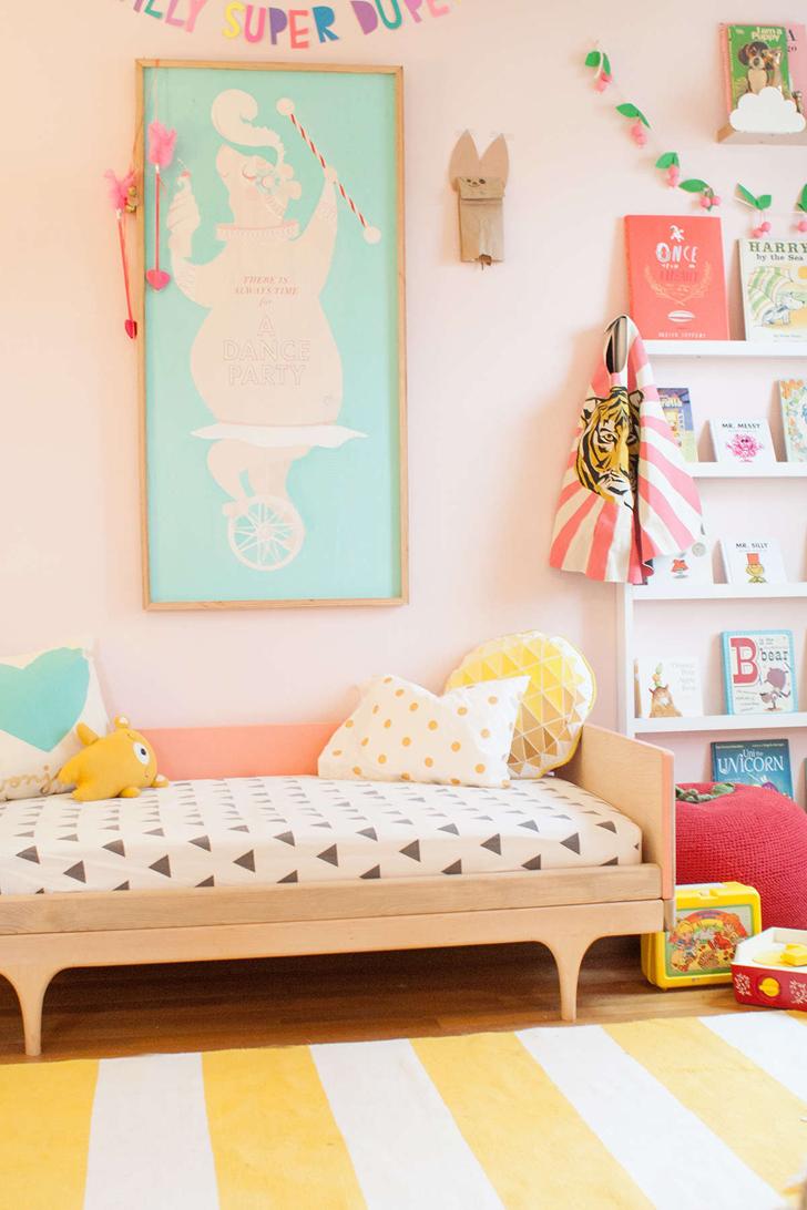 Inspiring Room With Pastel Tones Petit Amp Small