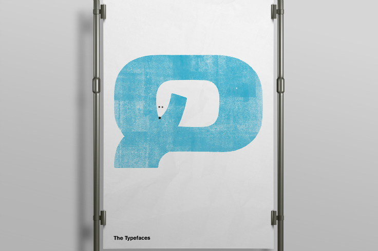 The Typefaces_poster