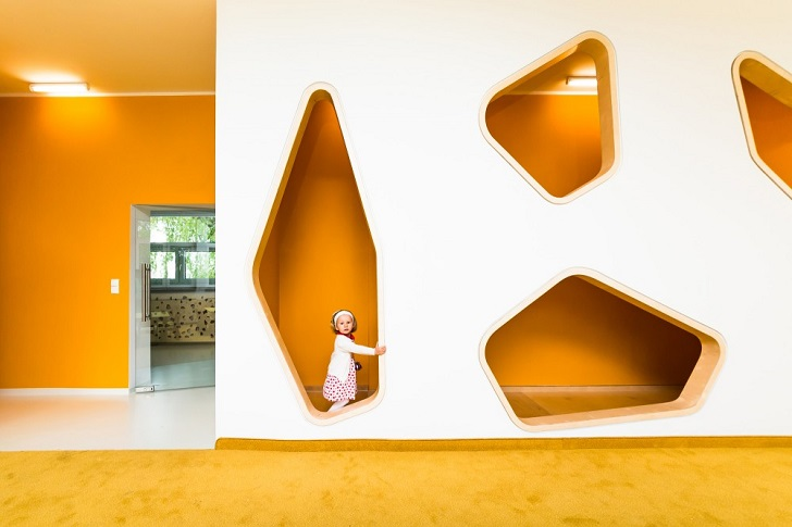 The Coolest Nursery is in Poland