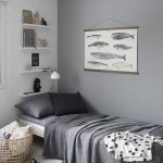 6 Sober and Neutral Kids Rooms with a Touch of Grey