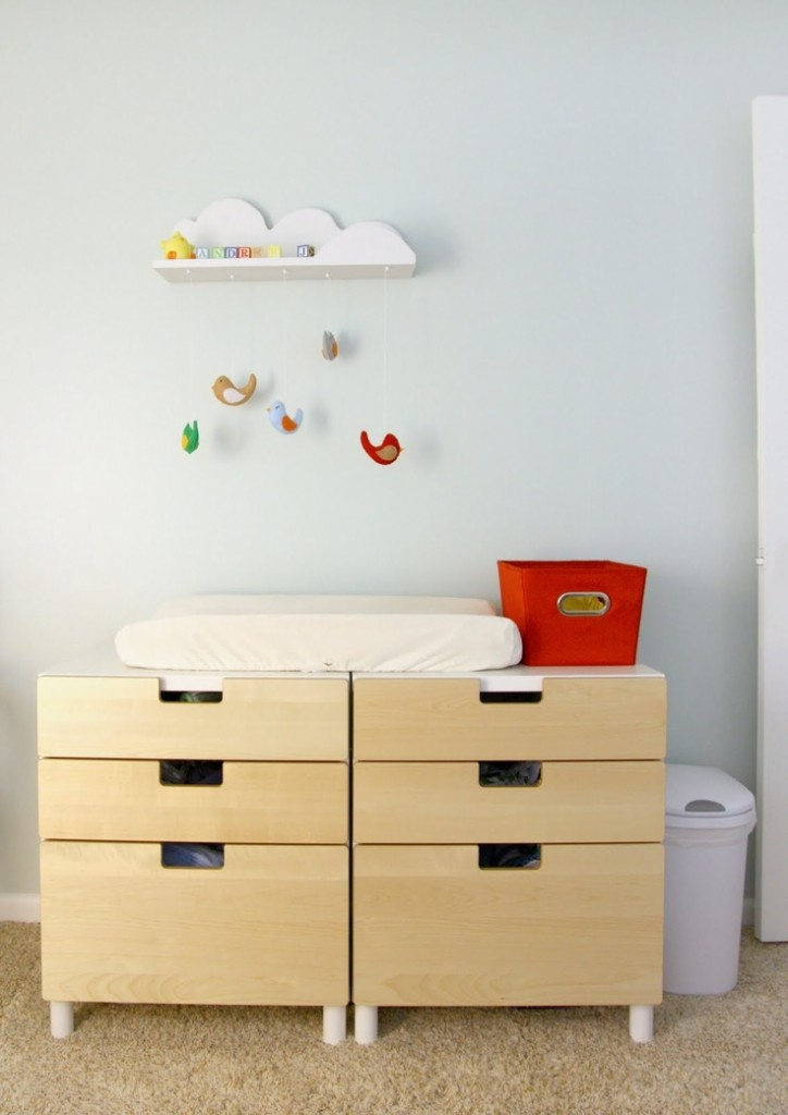 ikea ideas and inspiration for kids decorating with stuva. Black Bedroom Furniture Sets. Home Design Ideas