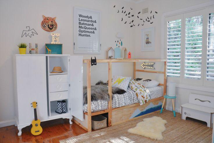 6 Ways To Customize The Ikea Kura Bed Petit Amp Small