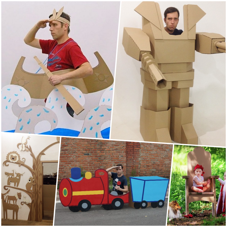 wonderful-cardboard-crafts1