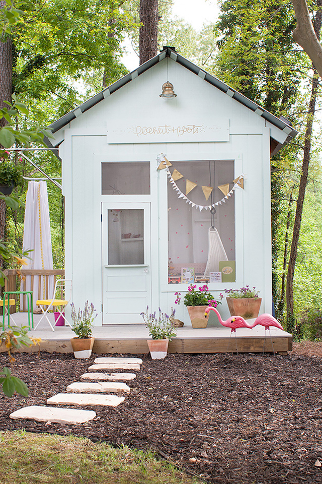 8 houses to play outside petit small for Amazing small houses