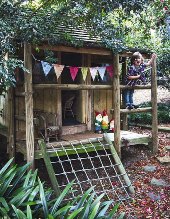 8 Houses to Play Outside