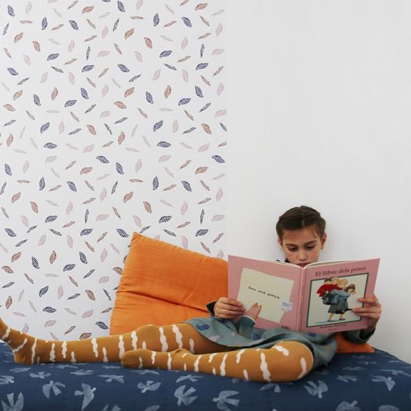 bobo-choses-chispum-wallpaper-leaves