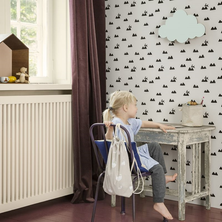 ferm-living-kids-aw15-rabbit-wallpaper
