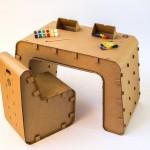 Folding Creativity into Kids Furniture