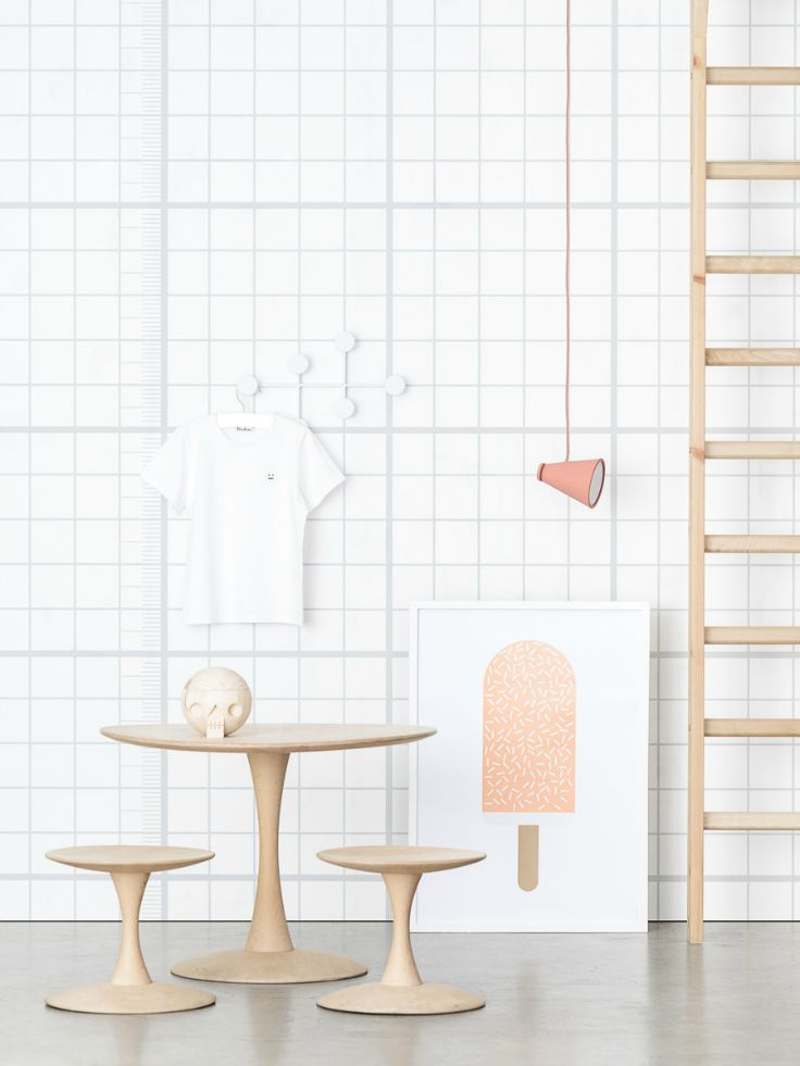 'Trompe l'œi'l, the Acne JR mural collection for Photowall