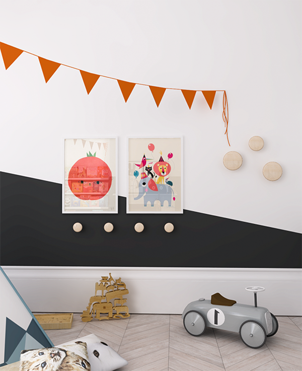 eclectic-orange-black-kids-room45png
