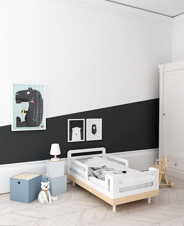 eclectic-orange-black-kids-room6png