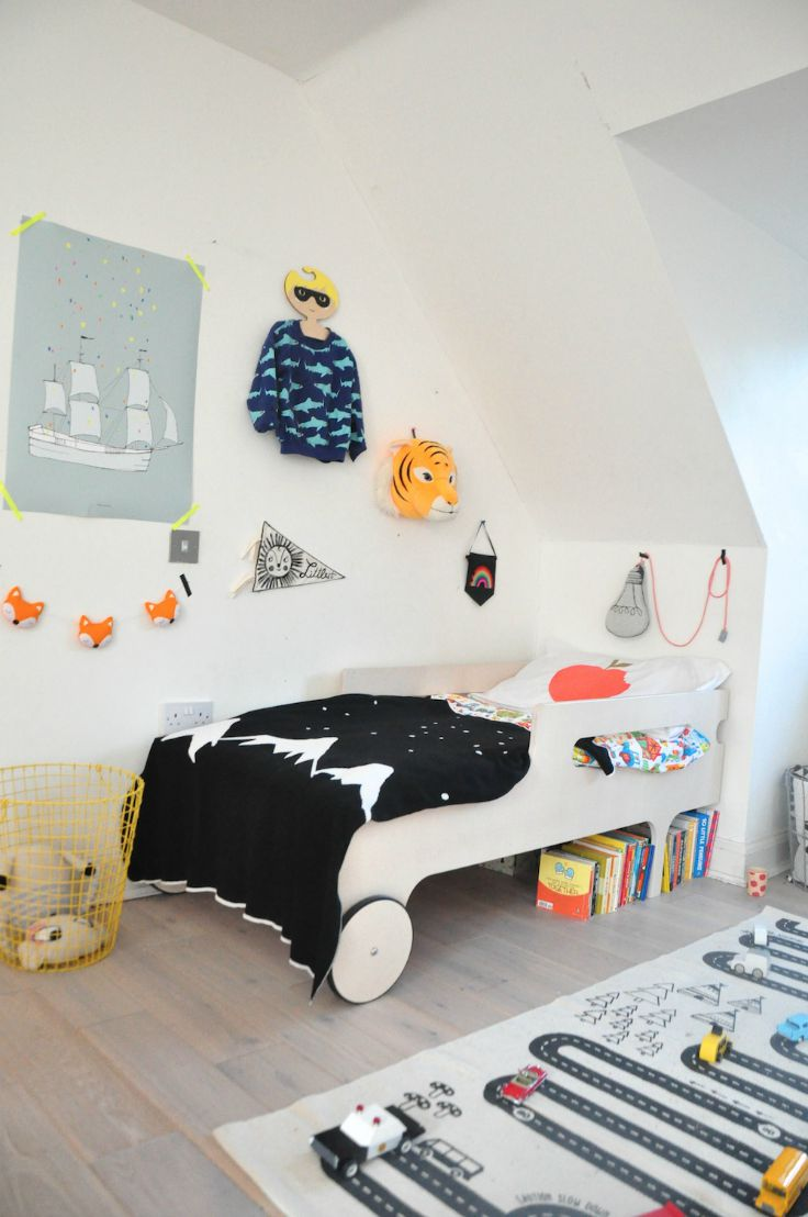 Fun Toddler Room Ideas