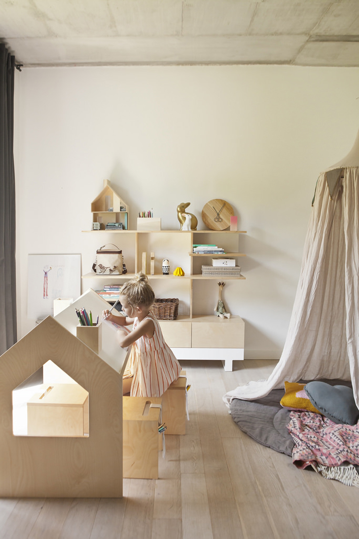 Kutikai Ecological Kids' Furniture