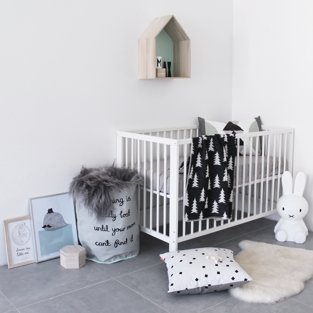 How To Decorate A Scandinavian Inspired Nursery