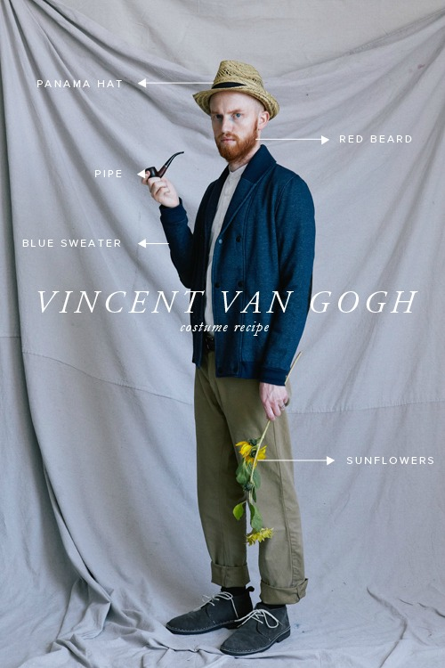 Halloween-costume-vincent-va-gogh