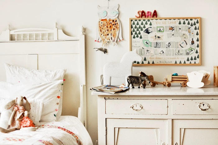 How To Get The Look Bohemian Style Kids Bedroom