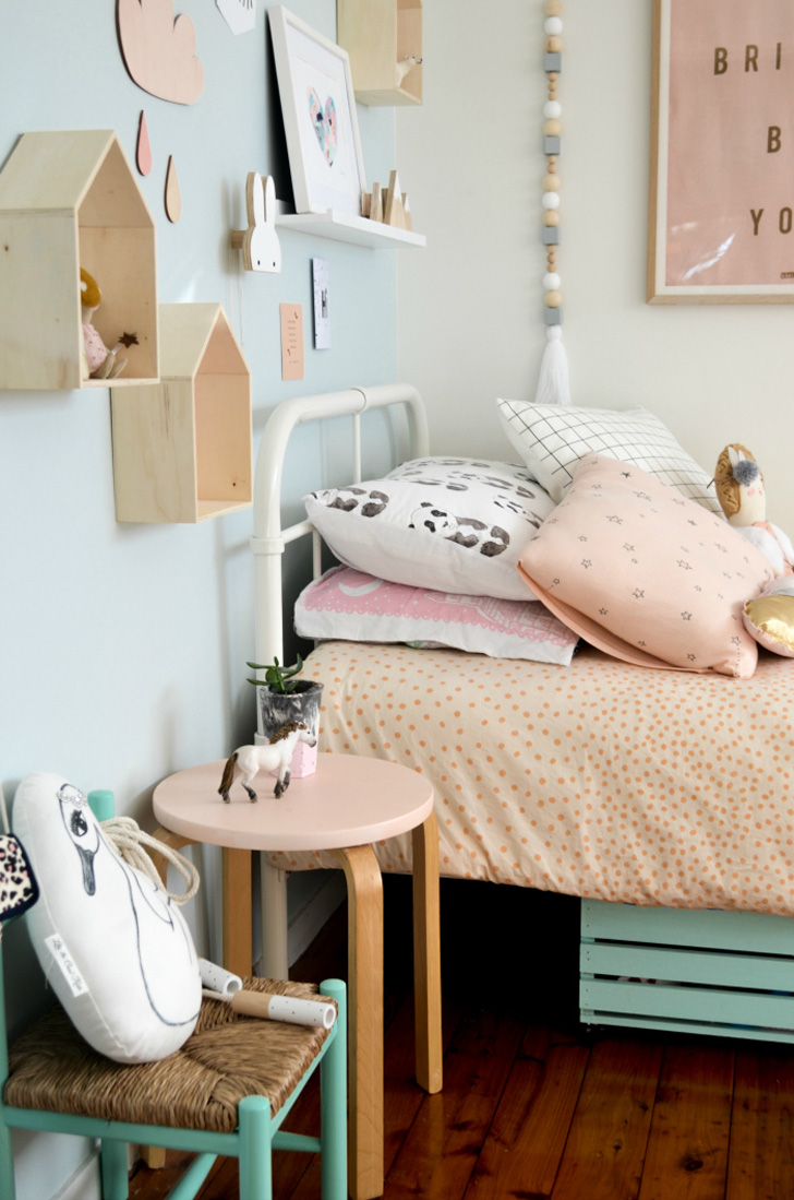 Dream Kids Room In Pastel Tones Petit Amp Small