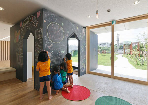 Cool Spaces: Designer Nursery in Japan