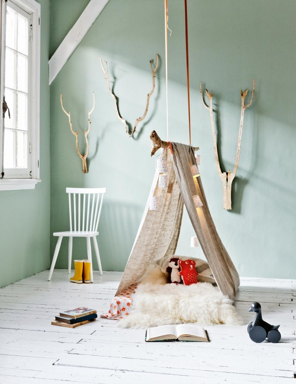 diy kids room teepee petit small rh petitandsmall com Tee Pee Hotel Tee Pee for Girls Room