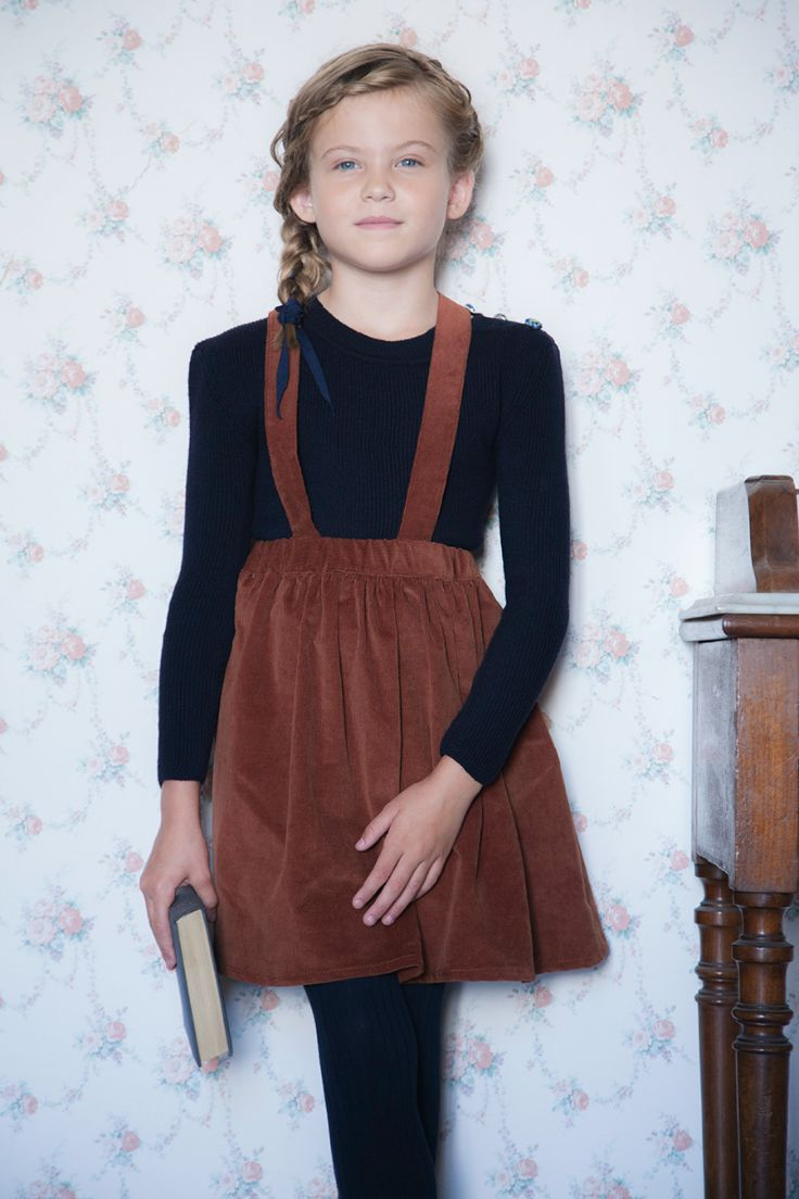 Milou Amp Pilou A Romantic Touch In Kids Fashion Petit