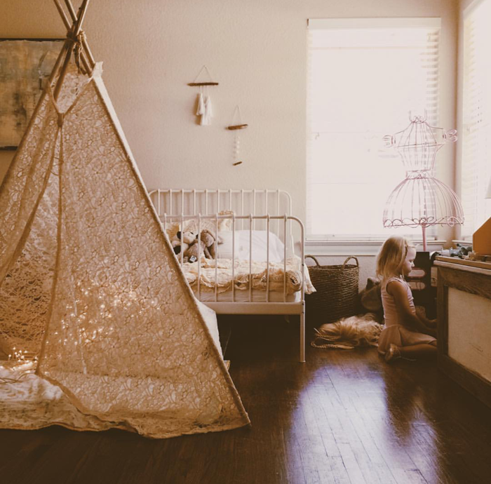 Boho Kids Rooms: How To Get The Look: Bohemian-Style Kids Bedroom