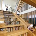 Homemade Designer Kids' Bookcase