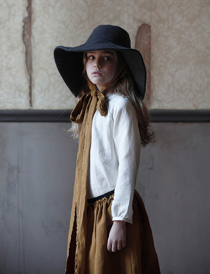 Little Creative Factory, Chic Kids' Fashion for Winter