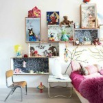 6 Boxes-Shelves for Kids' Bedrooms