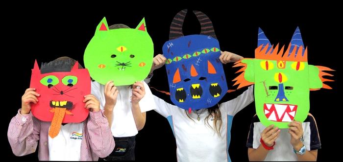boookids-mascaras- monstruosas