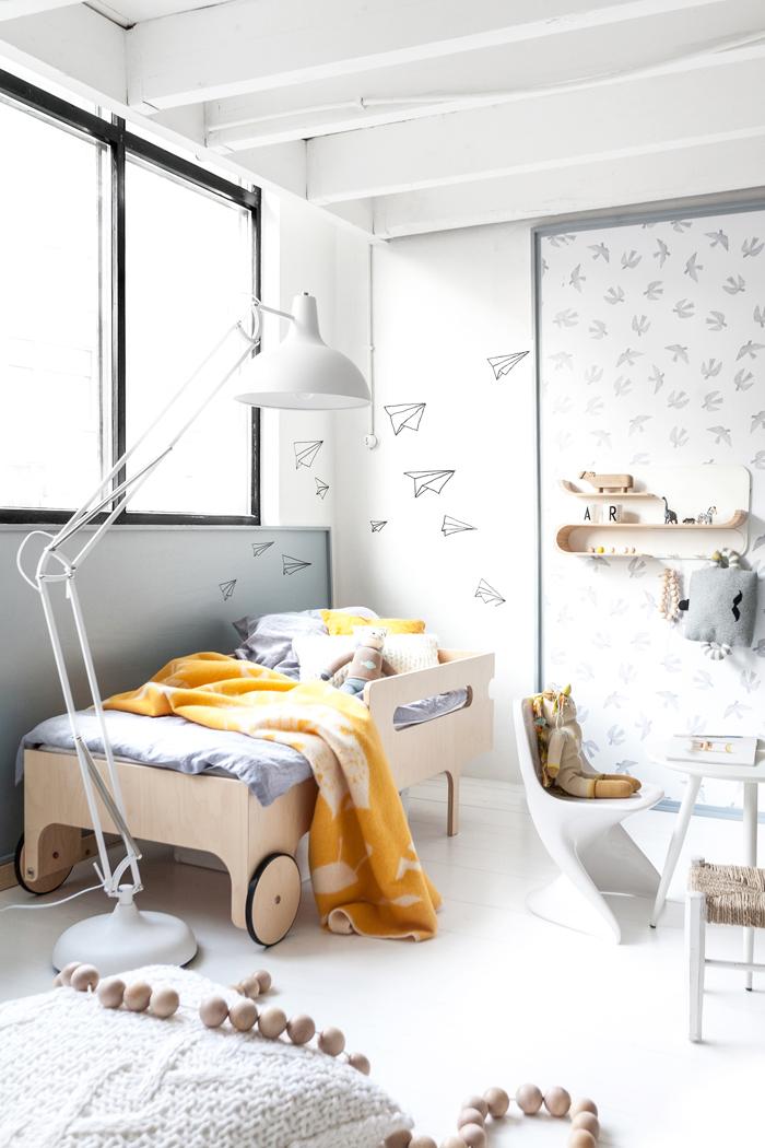 Grey In Kids Room Petit Amp Small