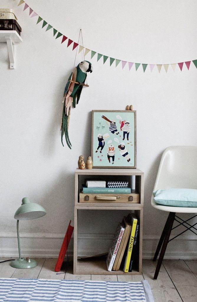 4 Magic Spaces in Kids' Rooms