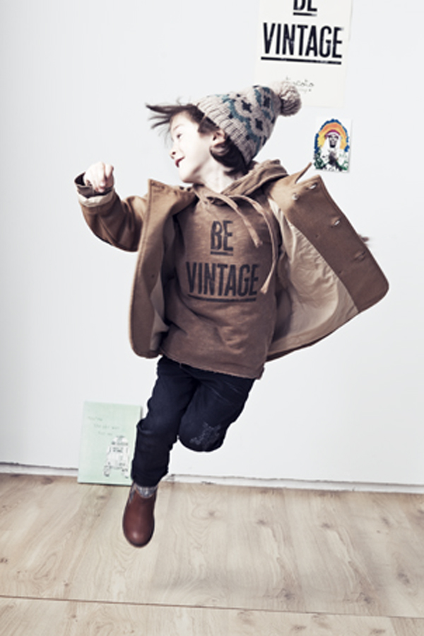 Tocotó Vintage. Kids' Fashion with Soft Tones