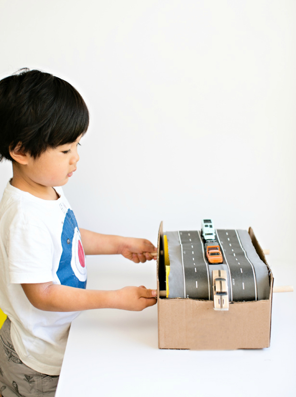 5 Amazing Toys You Can Make With Cardboard Petit Amp Small