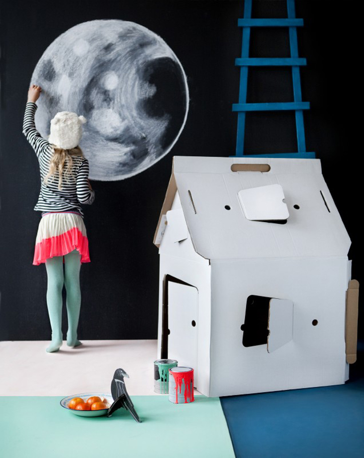Creative Cardboard Toys from Studio Roof