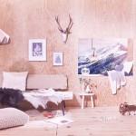 Lovely Wooden Kids' Room