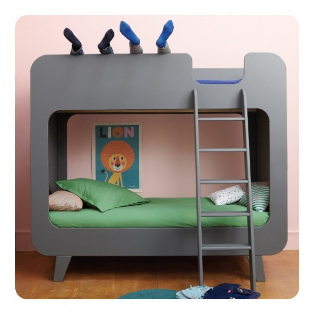 Kid going to bed for Cool furniture for kids