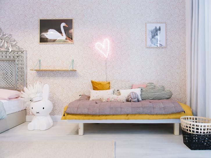 A Very Trendy Kids' Room