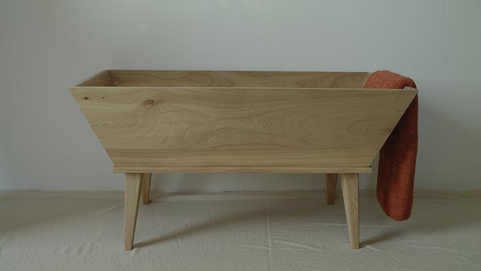 wood-cradle