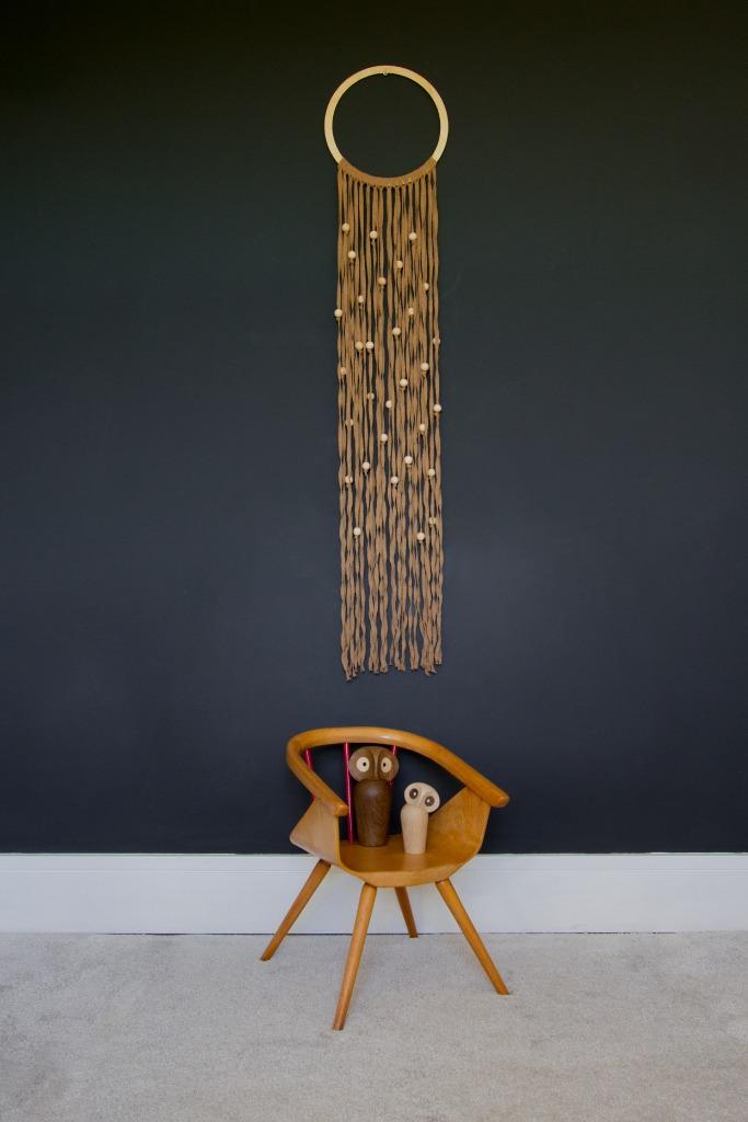 6 -- Baumann chair