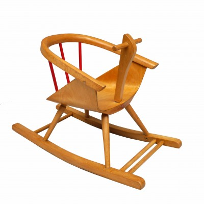 8 -- Baumann rocking chair