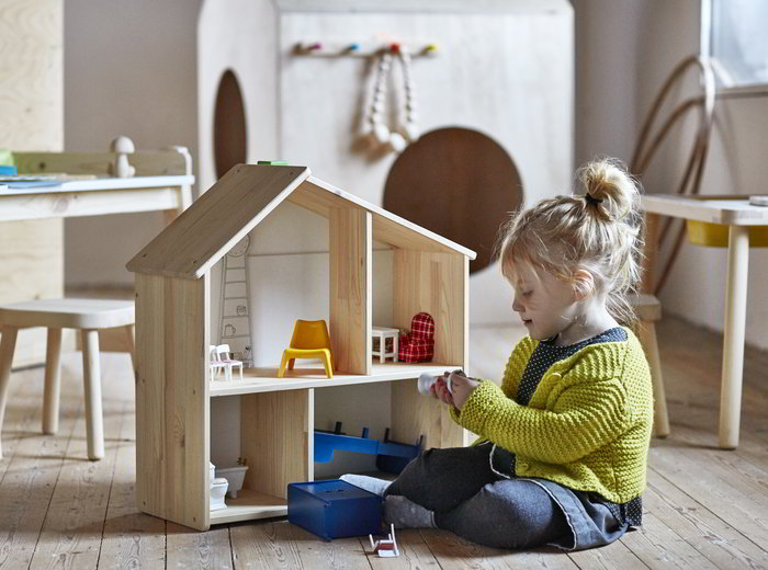 Ikea flisat a new collection for kids petit small - Casa delle bambole ikea ...