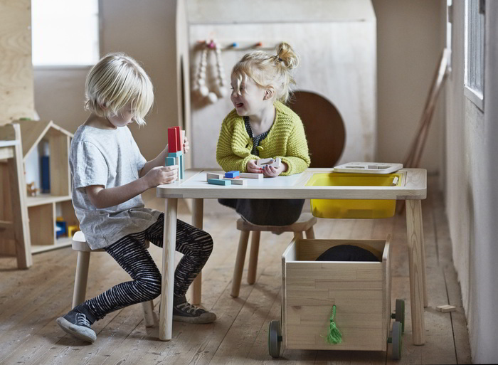 Ikea Flisat A New Collection For Kids Petit Amp Small