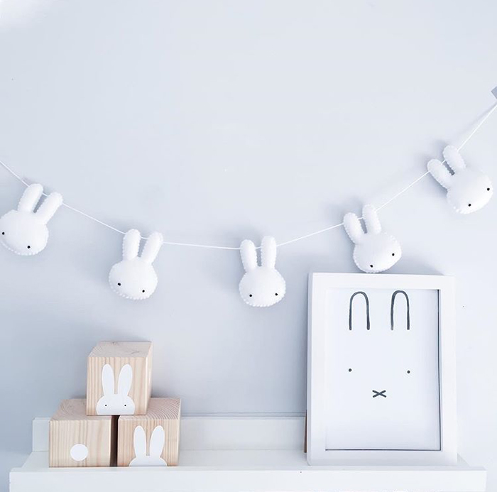 Velveteen Rabbit Baby Room