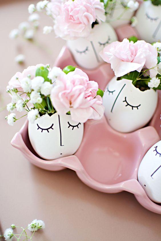eggshell-centerpiece