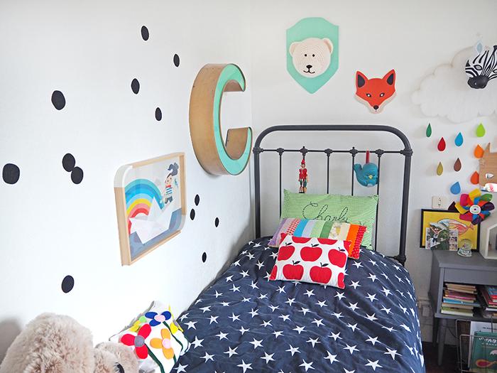 pourmesjolismomes - green-kids-room
