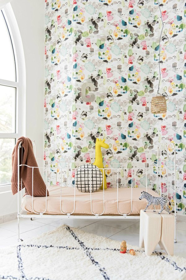 The Cutest Wallpapers for your Child's Room