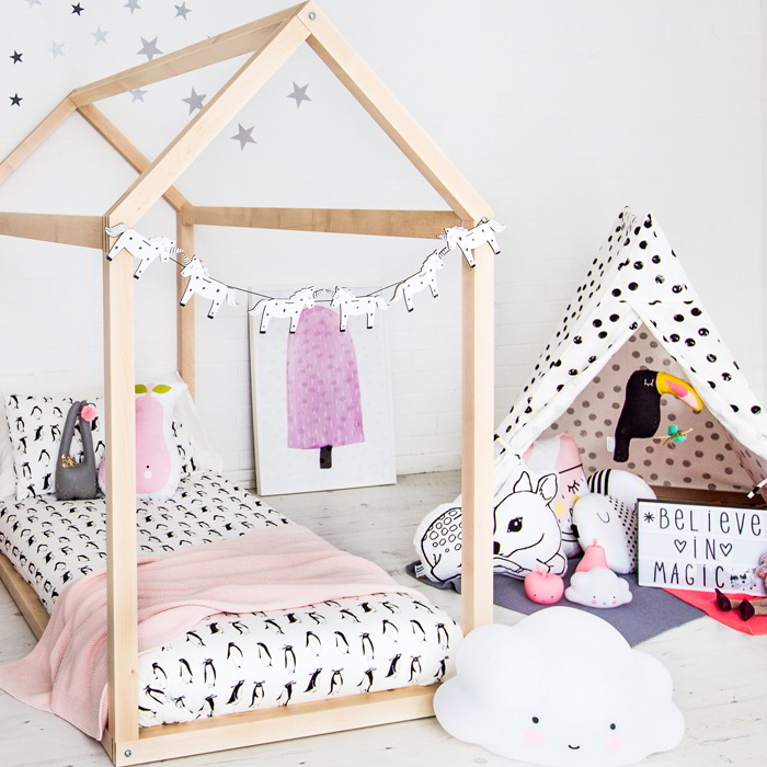 Beautiful Unicorn Accessories For Kid's Rooms