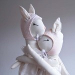 Soft and Romantic Dolls for your Kids' Room