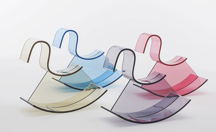 Kartell Kids Collection – Plastic Silhouettes in Pastel and Pop Hues
